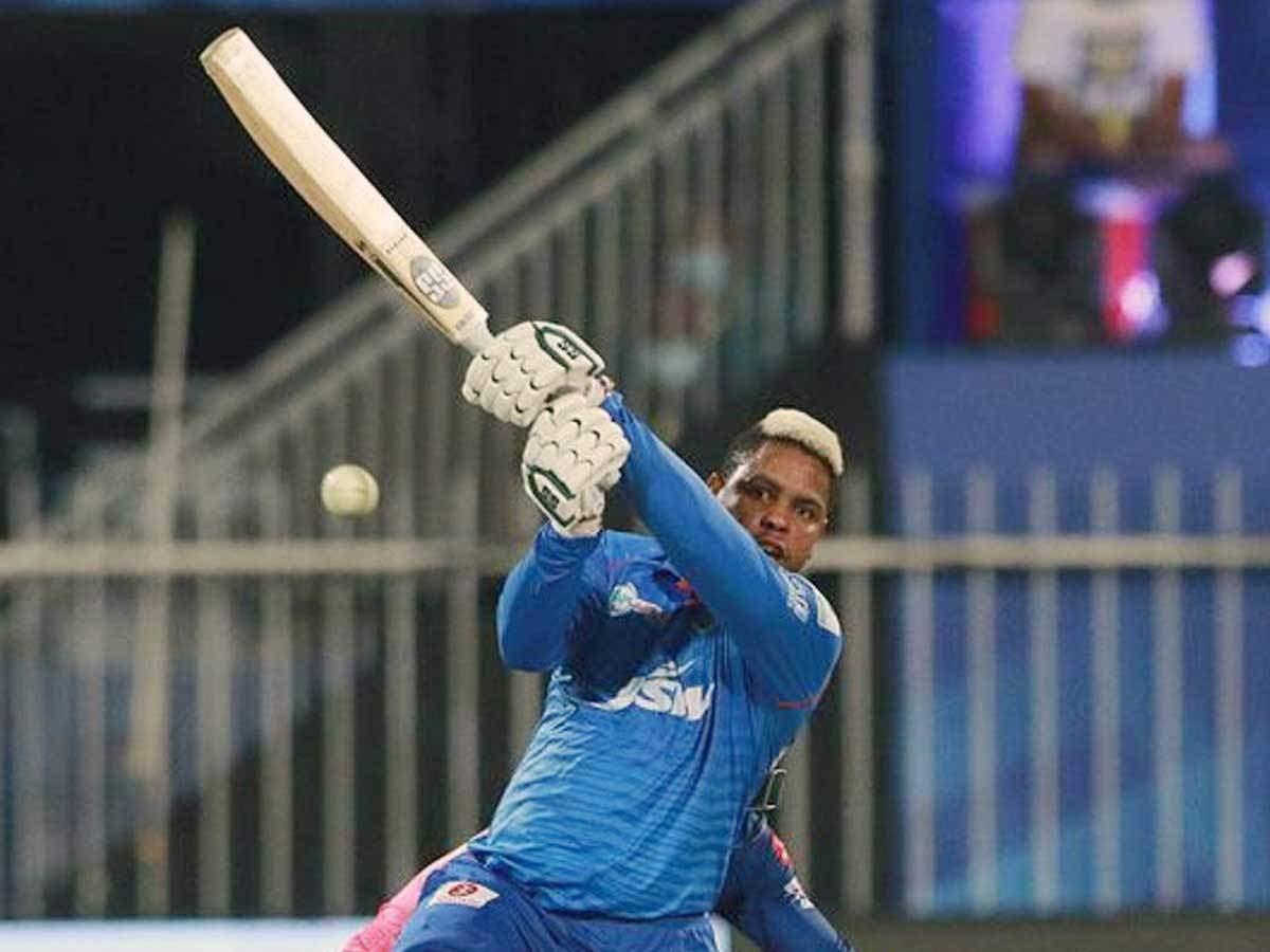 Shimron Hetmyer (Photo: BCCI/IPL/ANI)