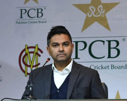 Wasim Khan (Getty Images)