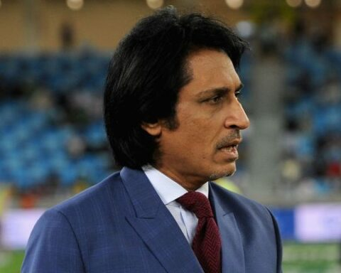 Ramiz Raja Image courtesy of: ARY Sports