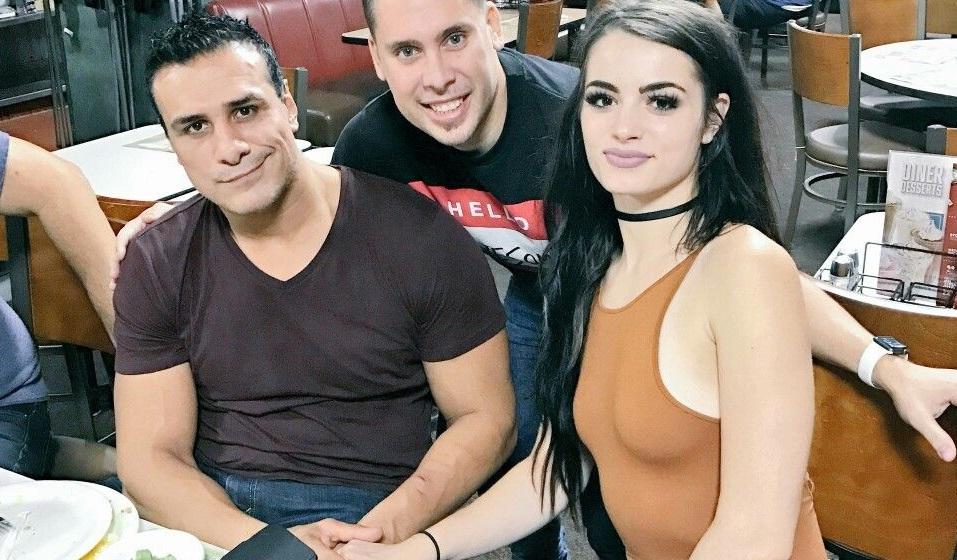 Alberto Del Rio-Paige