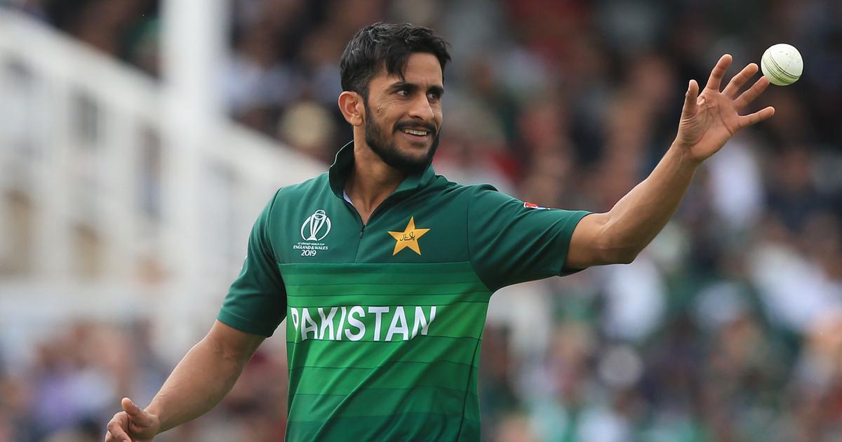 Pakistan pacer Hasan Ali | AFP