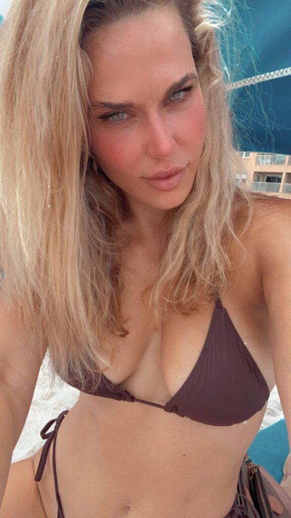 "Lana Posts ""Hotter Than Hell"" Bikini Photos With WWE Star Aliyah 5"