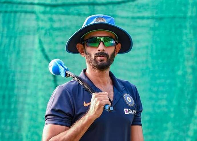 Batting coach Vikram Rathour- PTI