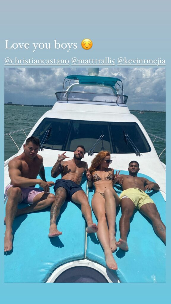 Ex WWE Star Summer Rae Shows Off Killer Abs In Latest Bikini Photo Shoot 6
