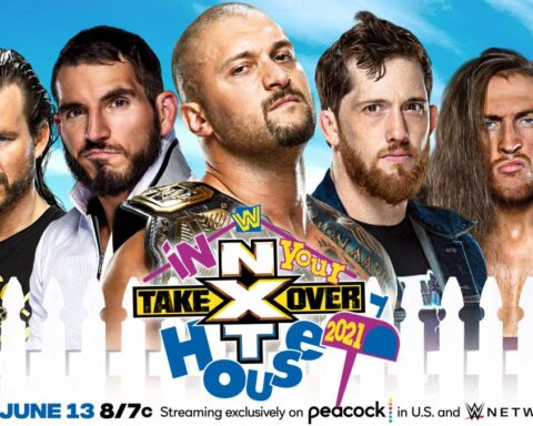 WWE NXT TakeOver In Your House 2021