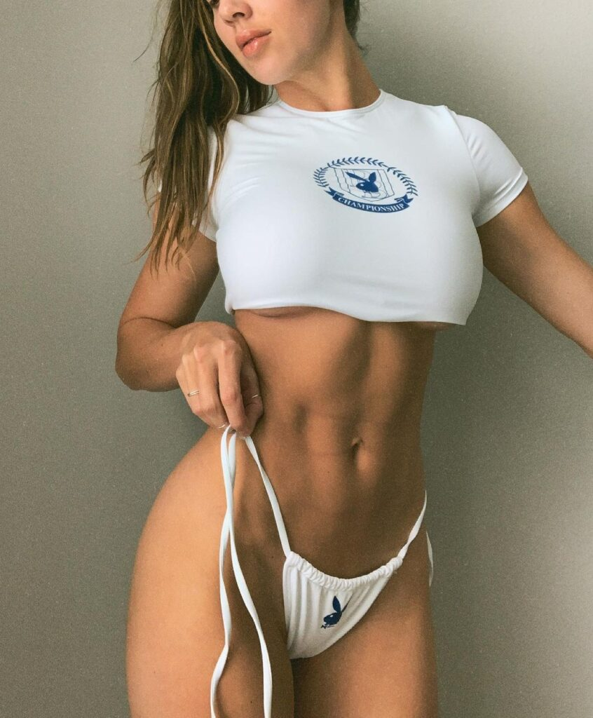 Photos: Ex WWE Star Chelsea Green x Playboy Make A Great Combo? 1