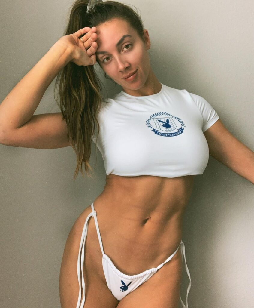 Photos: Ex WWE Star Chelsea Green x Playboy Make A Great Combo? 2
