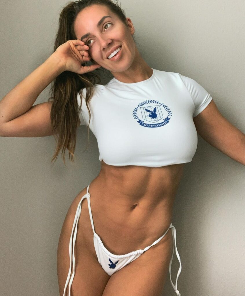 Photos: Ex WWE Star Chelsea Green x Playboy Make A Great Combo? 5