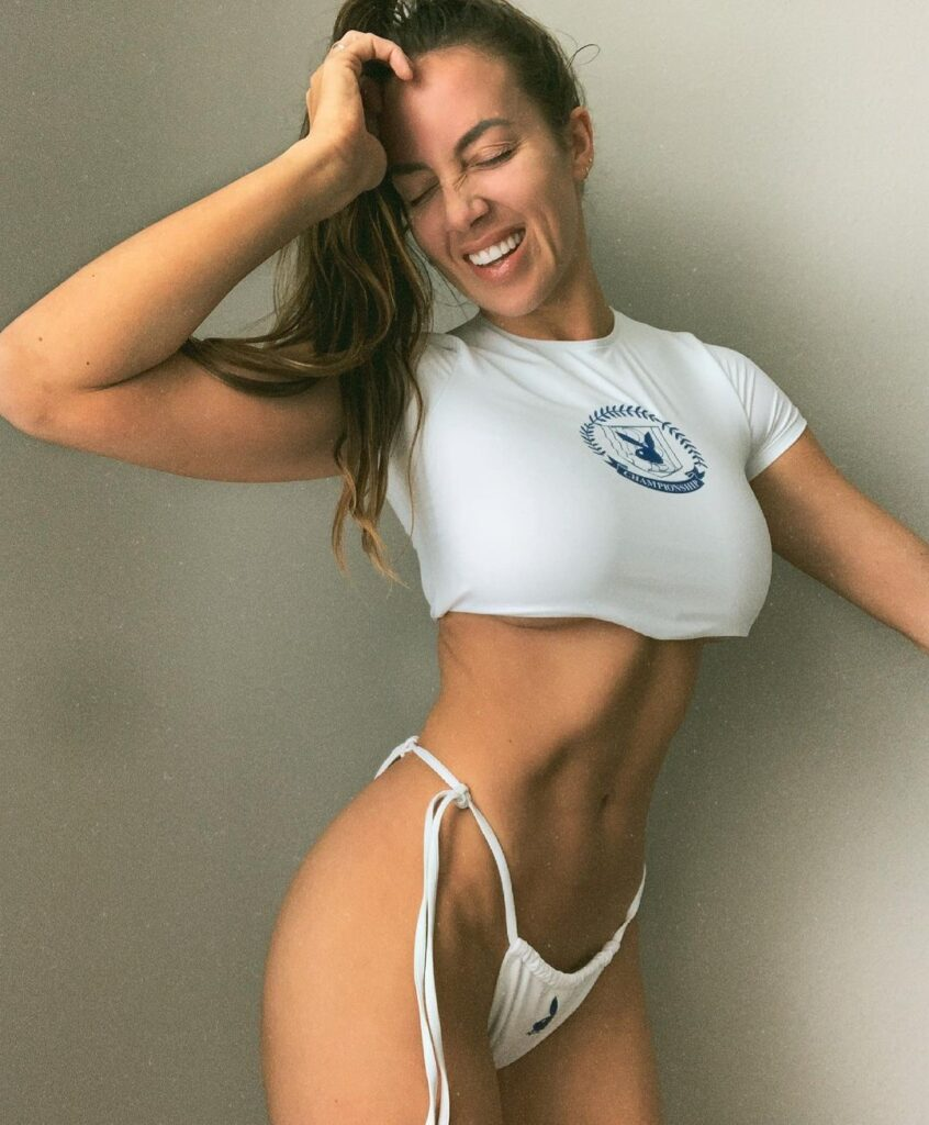Photos: Ex WWE Star Chelsea Green x Playboy Make A Great Combo? 4