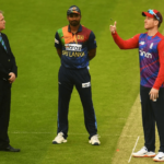 Sri Lanka vs England Photo Credit: (Twitter)
