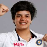 Shafali Verma became the thrid youngest Indian women cricketer to play Test cricket after she was handed her debut   Photo: BCCI women