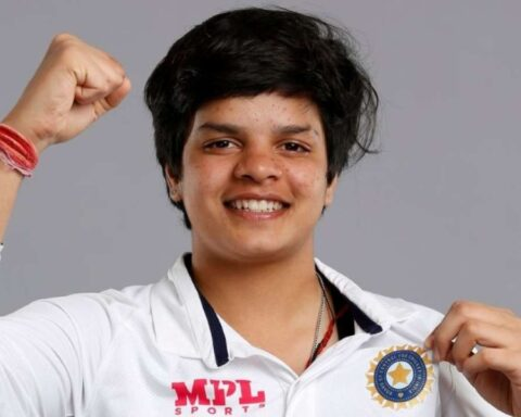 Shafali Verma became the thrid youngest Indian women cricketer to play Test cricket after she was handed her debut | Photo: BCCI women
