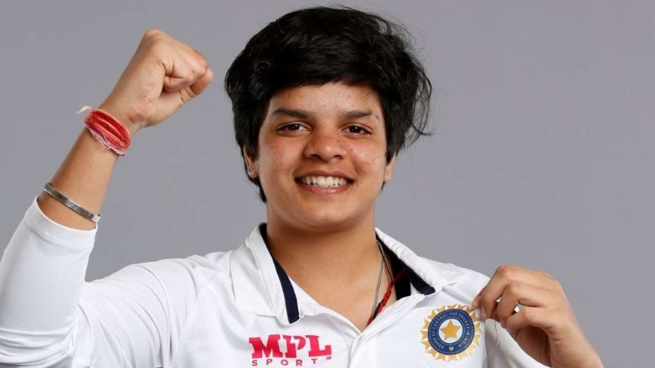 Shafali Verma became the third youngest Indian women cricketer to play Test cricket after she was handed her debut | Photo: BCCI women
