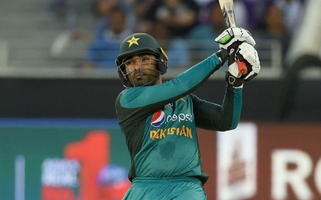 Asif Ali. (Photo Source: ISHARA S. KODIKARA/AFP/Getty Images)
