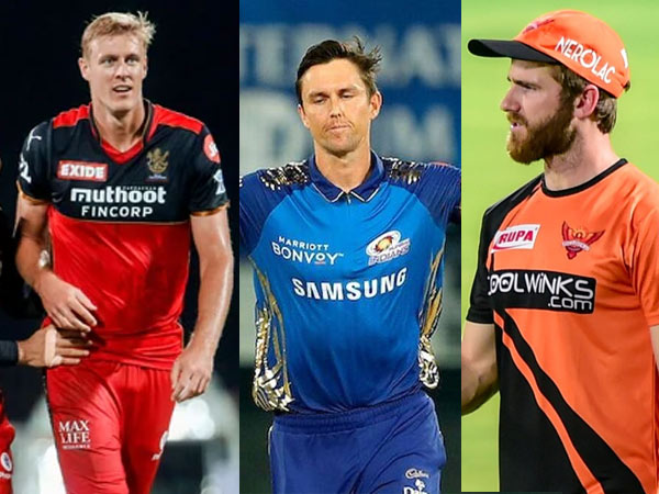 New Zealand Cricketers In IPL 2021 (Picture Credit: BCCI/IPL)