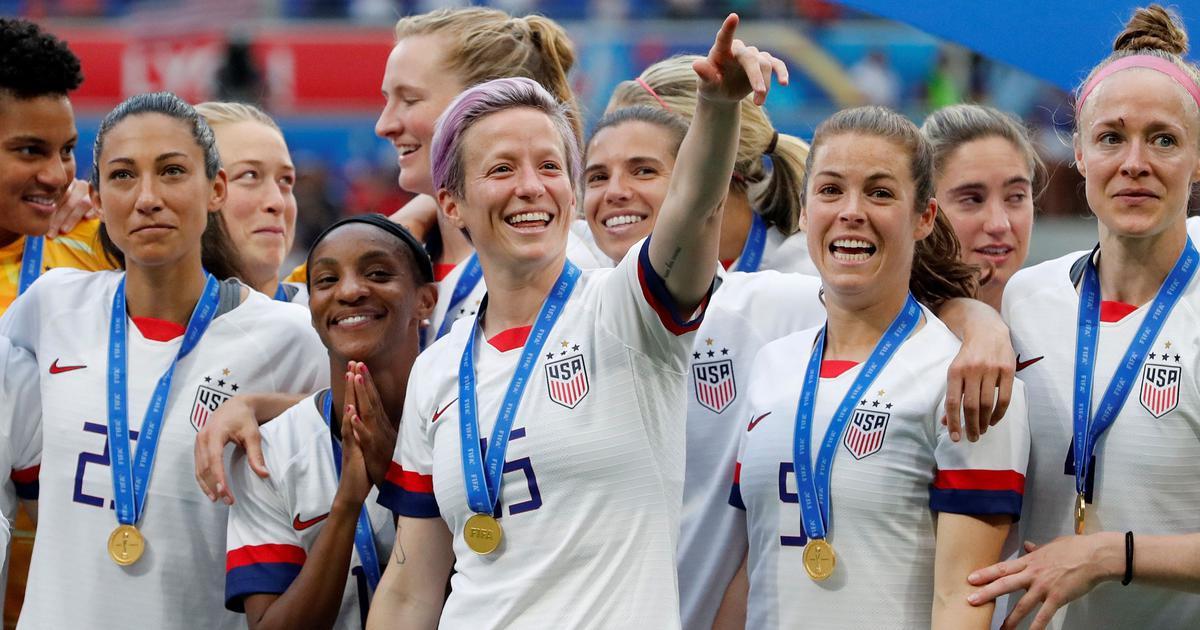 US Women's Football Team