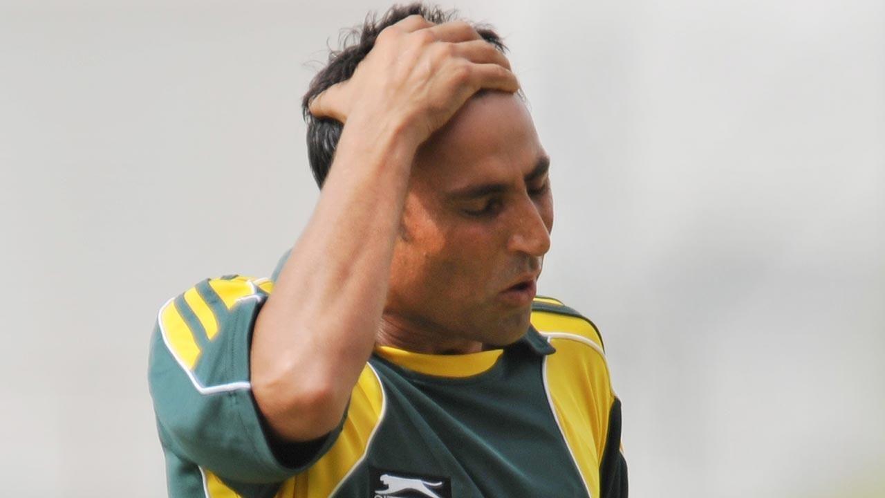 Younis Khan. Pic/AP, PTI