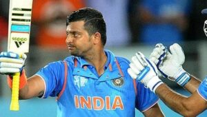 File image of Suresh Raina.(AP)