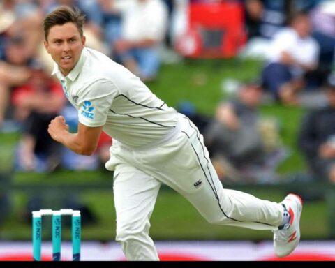 NZ pacer Trent Boult (File Photo | AFP)