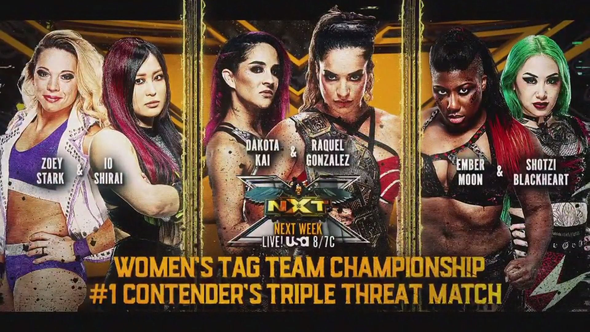 WWE NXT Great American Bash