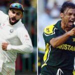 Shoaib Akhtar lauded Indian skipper Virat Kohli for the evolution of India's pace attack