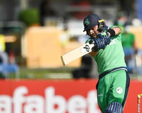 Ireland's Simi Singh | Cricket Ireland / Twitter
