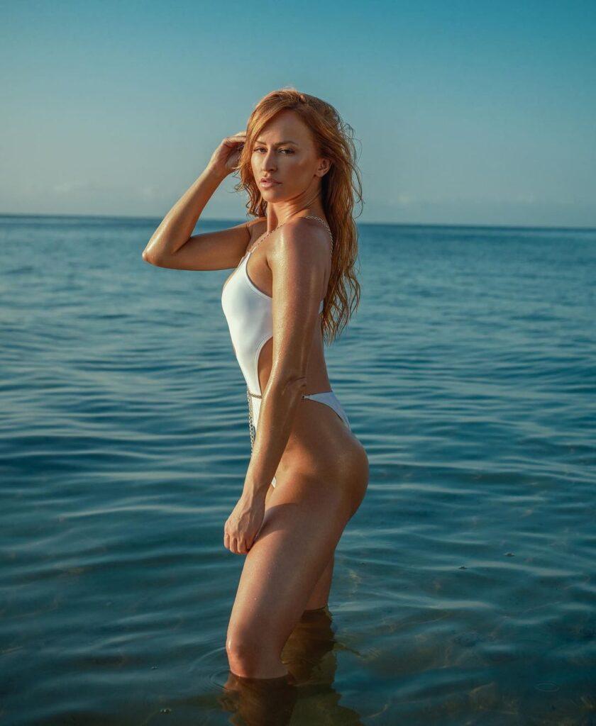 Ex WWE Star Summer Rae Hypes Swim Week With Bikini Videos 161
