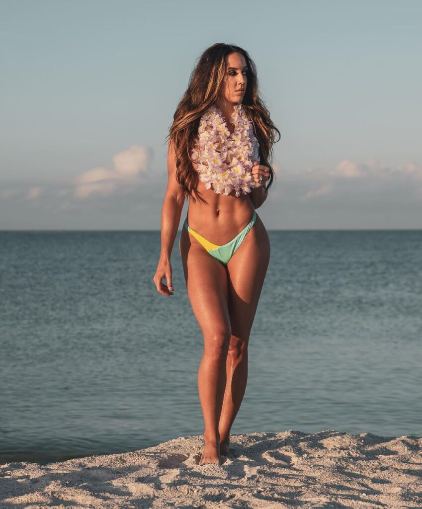 Photos: Ex WWE Star Chelsea Green Says She Was Made For National Bikini Day 181