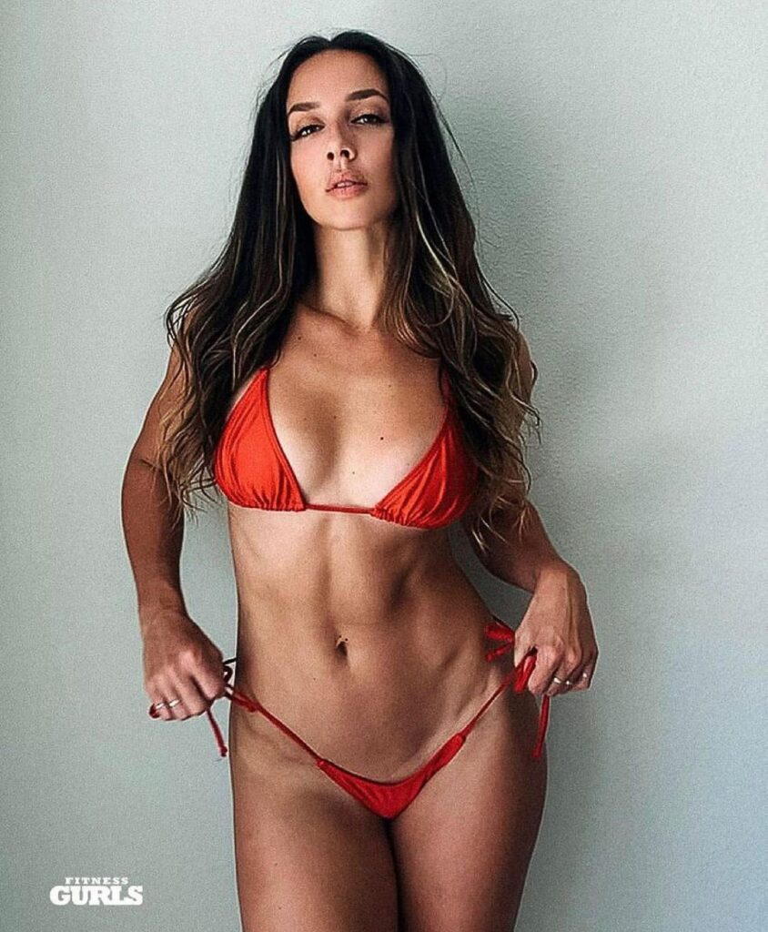 Photos: Ex WWE Star Chelsea Green Says She Was Made For National Bikini Day 180