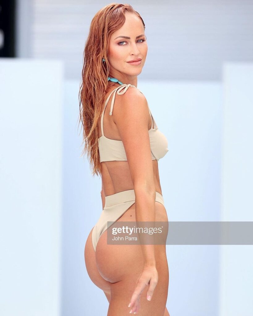 Ex WWE Diva Summer Rae's Swim Week 2021 Appearances Are All Worth It 125