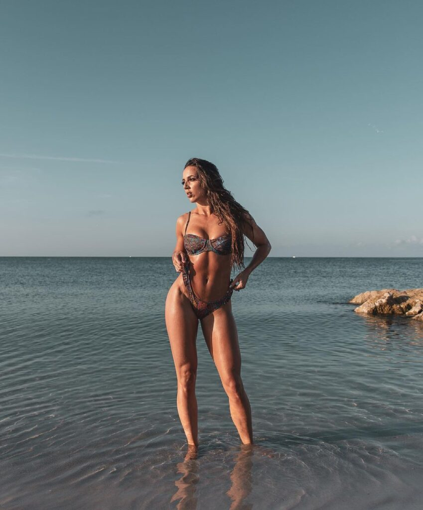Photos: Ex WWE Star Chelsea Green Says She Was Made For National Bikini Day 182