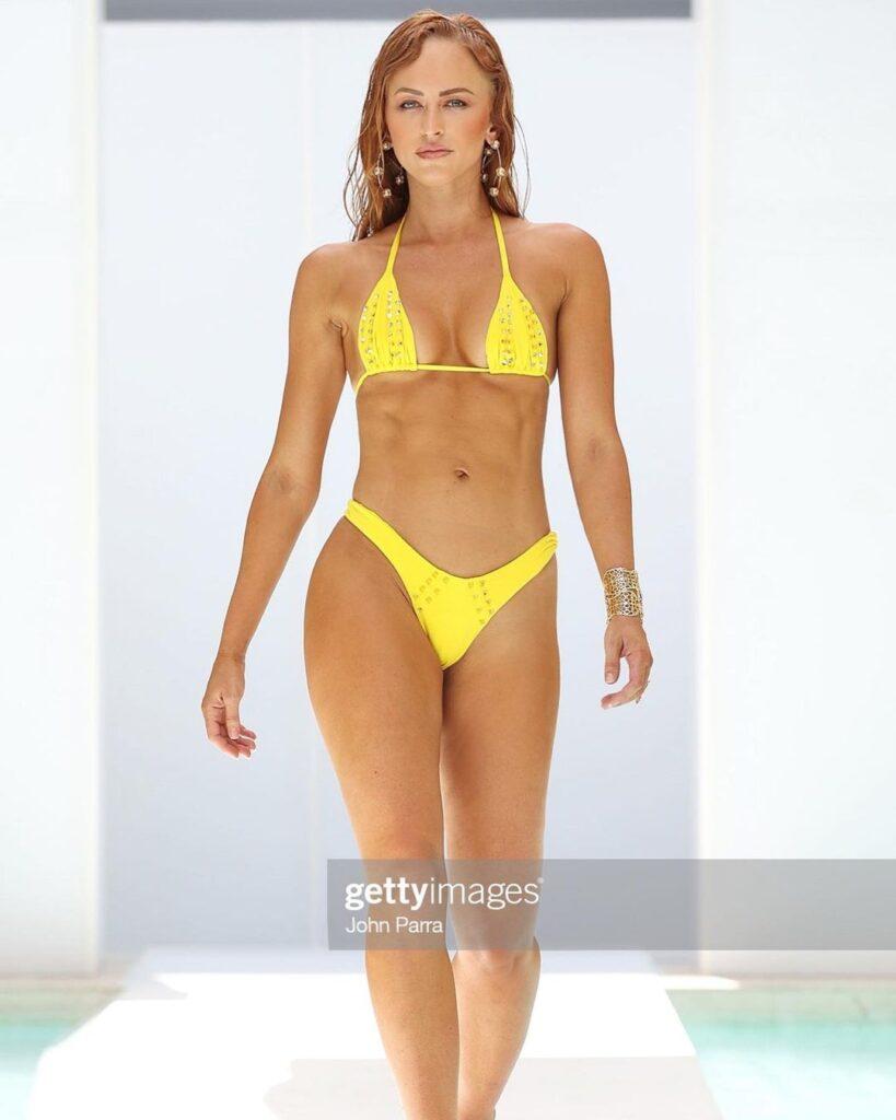 Ex WWE Diva Summer Rae's Swim Week 2021 Appearances Are All Worth It 126