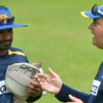 Mickey Arthur Sri Lanka will play England in three T20Is and three ODIs starting June 23 AFP via Getty Images