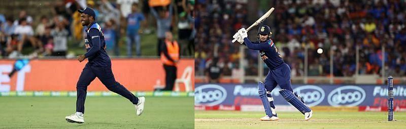 Sanju Samson and Ishan Kishan are vying for the wicketkeeper's spot for the Sri Lanka series