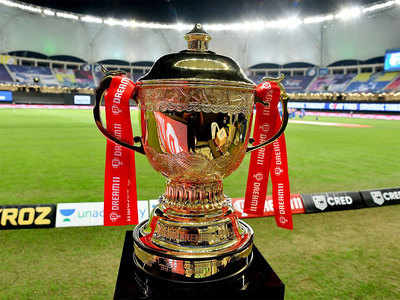 IPL Trophy. (BCCI/IPL Photo)