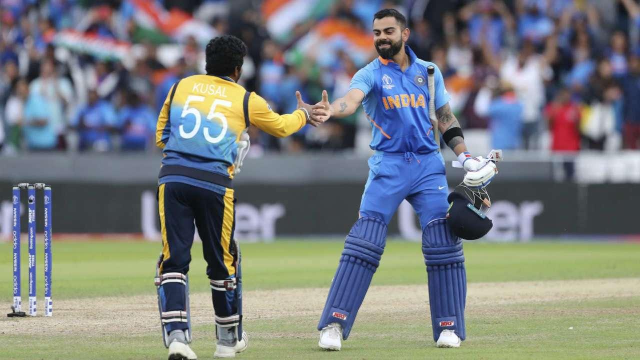 Sri Lanka vs India , File Photo