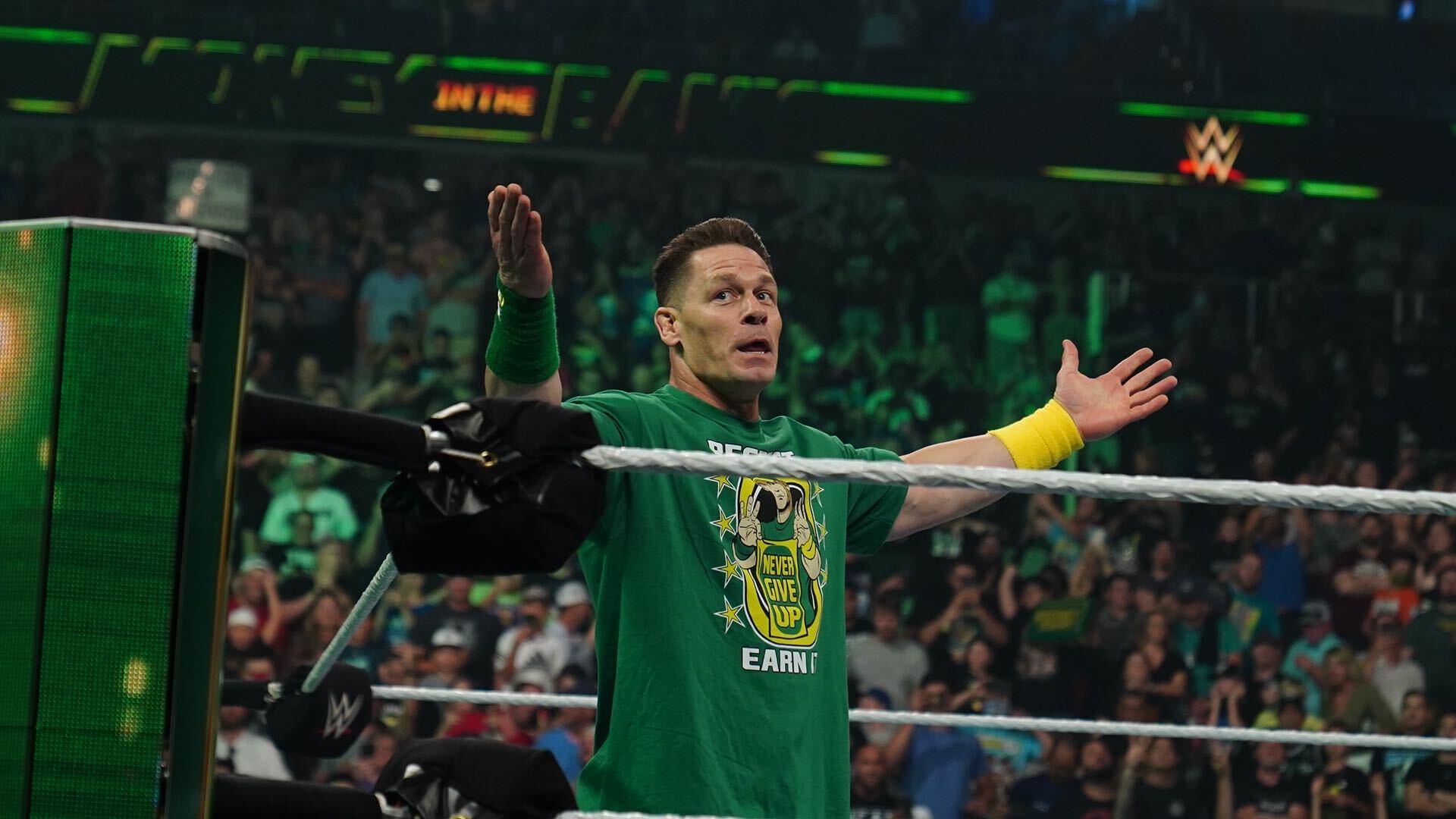 John Cena - Money in the Bank 2021