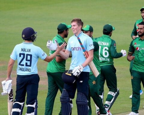 England vs Pakistan Photo Credit: (Getty Images)