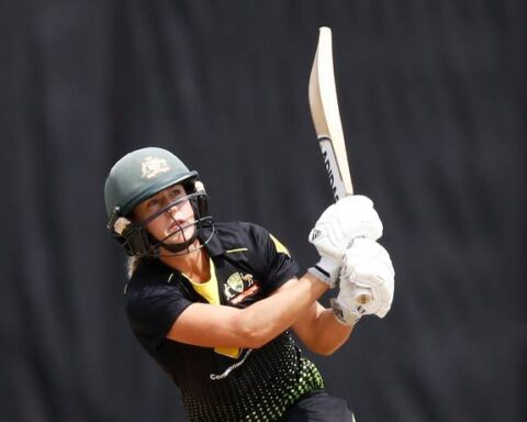 Ellyse Perry - GETTY IMAGES