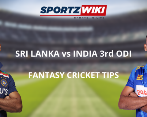 Sri Lanka vs India Dream11 Prediction, Fantasy Cricket Tips, Playing XI, Pitch Report, and Injury Update of 3rd ODI match.