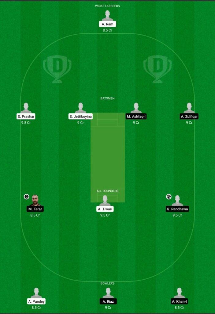 FOR vs BOT Dream11 Prediction, Fantasy Cricket Tips, Dream 11 Team, ECS T10 Sweden