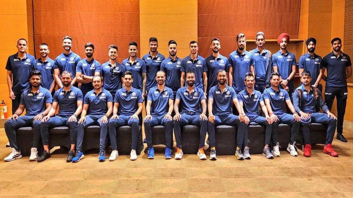 India Squad For Sri Lanka Tour (Image: BCCI)