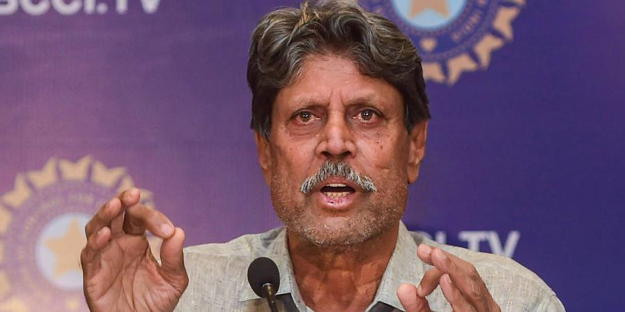 Former India skipper Kapil Dev (Photo | PTI)