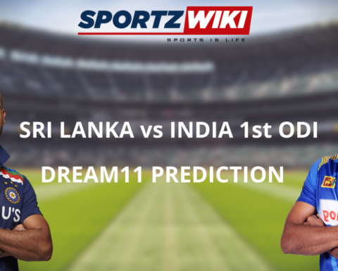 Sri Lanka vs India Dream11 Prediction, Fantasy Cricket Tips, Playing 11, Pitch Report, and Injury Update of 1st ODI match.