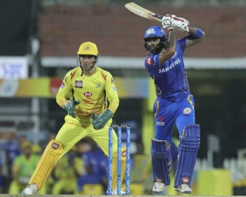 No place for Dhoni in Suryakumar's all-time IPL XI | Photo Credit: Twitter