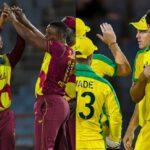 West Indies and Australia
