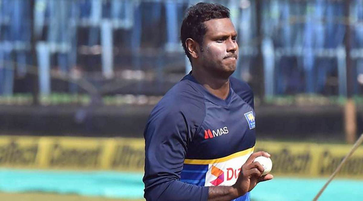 An unhappy Mathews has reportedly written to the SLC administration stating that he is considering retirement. He is expected to make a formal announcement of his intentions in a few days. (FILE)