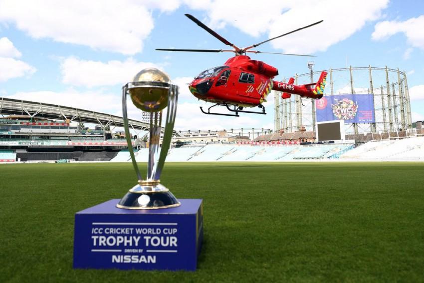 Cricket ODI World Cup Twitter