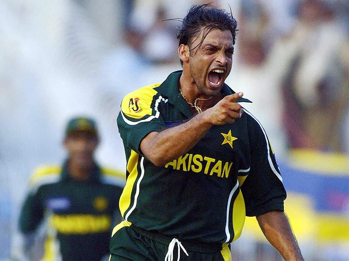Shoaib Akhtar. (AFP Photo)