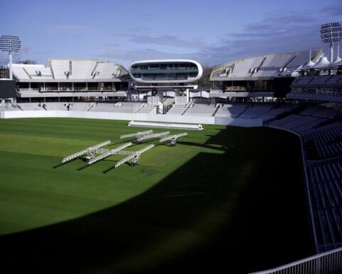 Lord's to be at full capacity for England-Pakistan ODI Read more At: https://www.aninews.in/news/sports/cricket/lords-to-be-at-full-capacity-for-england-pakistan-odi20210701114118/